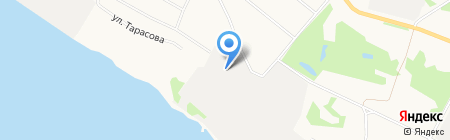 Гамма-Трейд на карте Архангельска