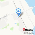 Мк на карте Архангельска