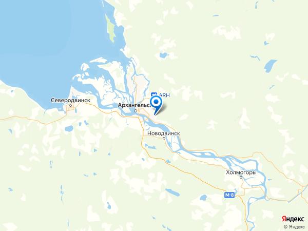 садовое товарищество Ягодник на карте