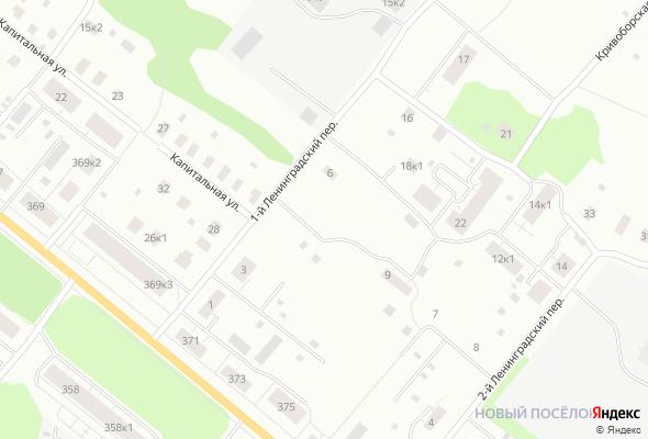 купить квартиру в ЖК Зеленый двор