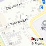 Магазин салютов Лабинск- расположение пункта самовывоза