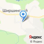 Детский сад на карте Архангельска