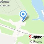 Часовня храма иконы Божией Матери Взыскание погибших на карте Архангельска