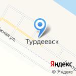 Почтовое отделение связи №48 на карте Архангельска