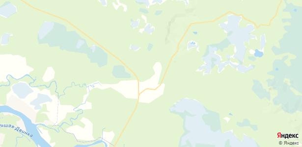 Ижма на карте