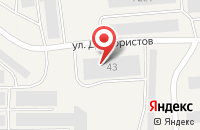 Схема проезда до компании Тротуарная плитка в Новодвинске