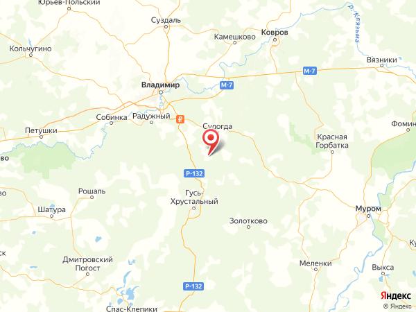 деревня Вольная Артемовка на карте