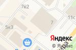 Схема проезда до компании Timber в Новодвинске