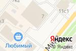 Схема проезда до компании Олимп в Новодвинске