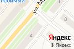 Схема проезда до компании Банкомат, Сбербанк, ПАО в Новодвинске