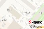 Схема проезда до компании Qiwi в Новодвинске
