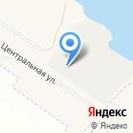 Поморская Судоверфь на карте Архангельска