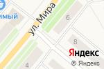 Схема проезда до компании Акварель в Новодвинске