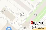 Схема проезда до компании Шашлычный Дом в Новодвинске
