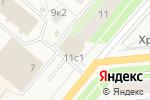 Схема проезда до компании Киоск овощей и фруктов в Новодвинске