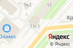 Схема проезда до компании РосДеньги в Новодвинске