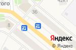 Схема проезда до компании Киоск фастфуда в Новодвинске