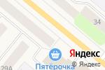 Схема проезда до компании Минбанк, ПАО в Новодвинске