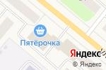 Схема проезда до компании Сатурн в Новодвинске
