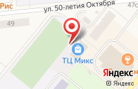 Схема проезда до компании Первый городской ломбард в Новодвинске