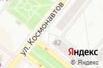 Схема проезда до компании Амбар в Новодвинске