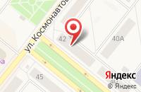 Схема проезда до компании Почтовое отделение связи №2 в Новодвинске