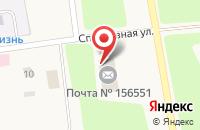Схема проезда до компании Отделение почтовой связи пос. Коряково в Коряково