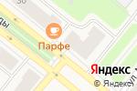 Схема проезда до компании Мастер в Новодвинске