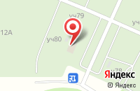 Схема проезда до компании Кладбище в Ново-Талицах