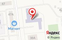 Схема проезда до компании Центр занятости населения г. Новодвинска в Новодвинске