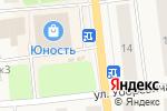 Схема проезда до компании Лакомка в Новодвинске