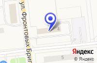 Схема проезда до компании ПРОМТОВАРНЫЙ МАГАЗИН ЭЛАР в Новодвинске