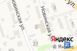Схема проезда до компании Комплексный центр социального обслуживания населения по г. Кохма и Ивановскому муниципальному району в Ново-Талицах