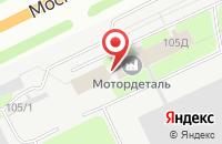 Схема проезда до компании Мебельный Комбинат №7 в Костроме