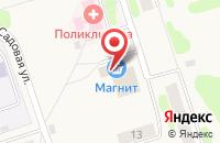 Схема проезда до компании ИГТСК в Ново-Талицах