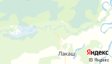 Отели города Брыкин Бор на карте