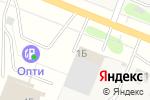 Схема проезда до компании Верный Друг в Ново-Талицах