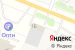 Схема проезда до компании Дальнобойщик в Ново-Талицах