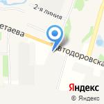 Верный Друг на карте Иваново