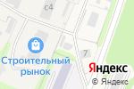 Схема проезда до компании ФанPLUS в Ново-Талицах