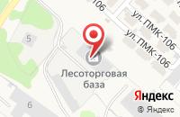Схема проезда до компании Кристалл-В в Чернореченском