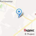 Инкос-Энерго на карте Костромы