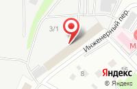 Схема проезда до компании Комплект Дизайн в Костроме