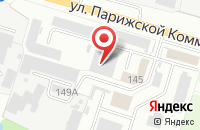 Схема проезда до компании Центр Утеплителей в Иваново