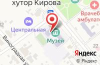 Схема проезда до компании Средняя общеобразовательная школа №7 в Кировой
