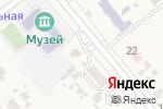 Схема проезда до компании Участковый пункт полиции в Кировой