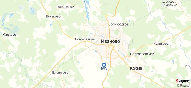 111 автобус в Иваново