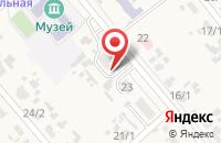 Схема проезда до компании Почтовое отделение в Кировой