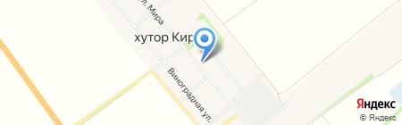 Центральный на карте Большевика