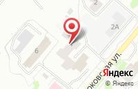 Схема проезда до компании Новый город в Костроме